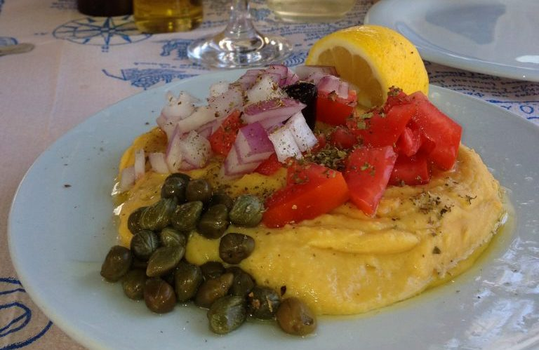Fava greek food