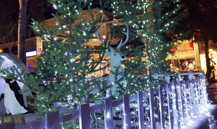 Christmas Glyfada Shopping