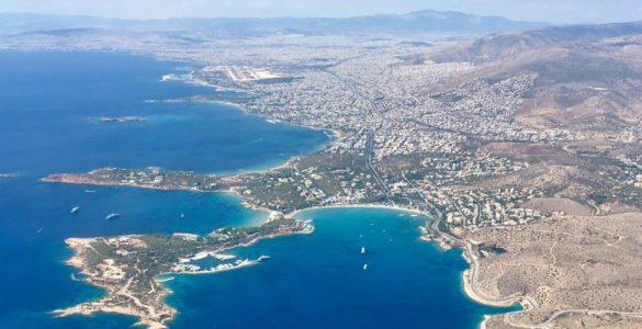 Athens Coast Itinerary