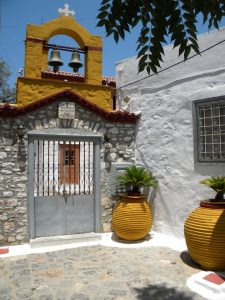 Church Hydra Island Greece