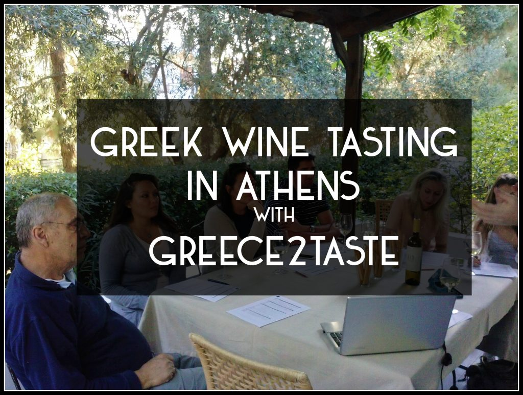 Greek Wine Tasting in Athens | Greece2Taste