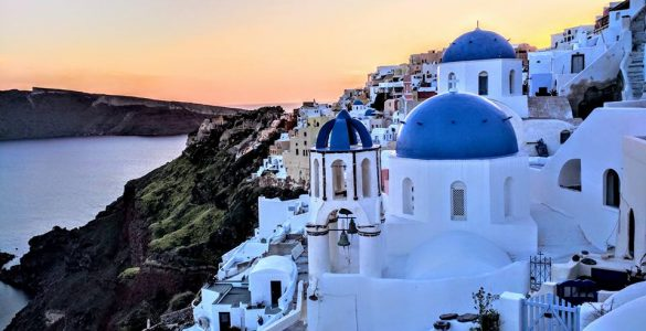 7 days in Santorini Itinerary
