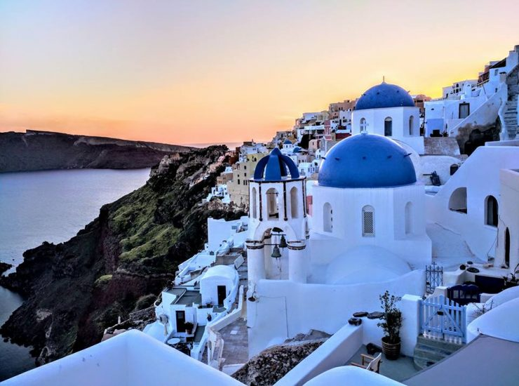 7 days in Santorini Itinerary