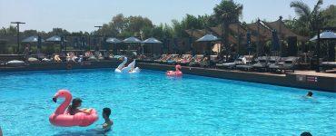 Balux Seaside Pool, Glyfada Athens Greece