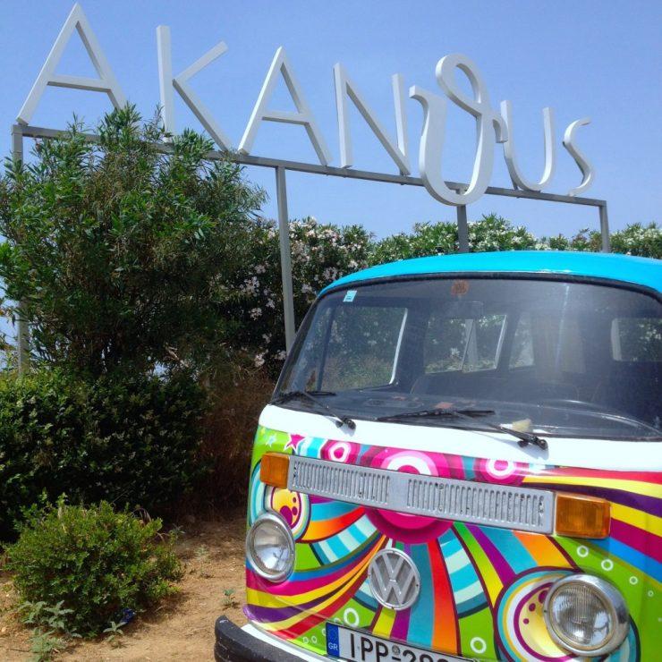 Akanthus Beach Club   Athens Coast