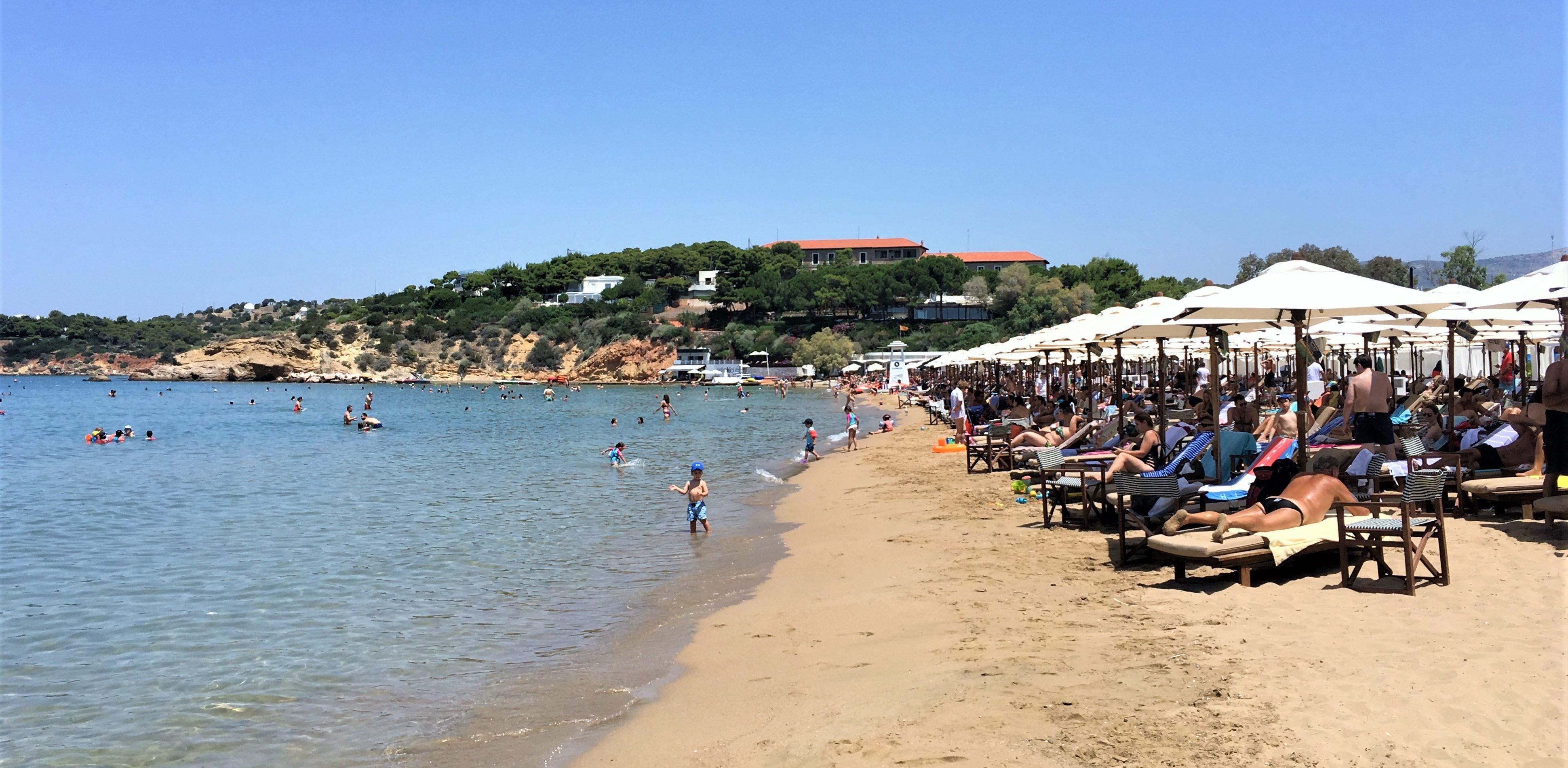 Astir Beach Vouliagmeni Athens