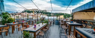 Couleur Locale Athens Rooftop