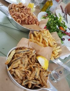Seafood Sardelaki Glyfada
