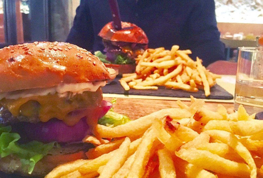 Sin Burger Bar Athens
