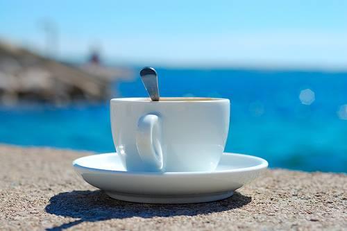 Greece coffee