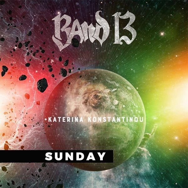 Band 13 Live