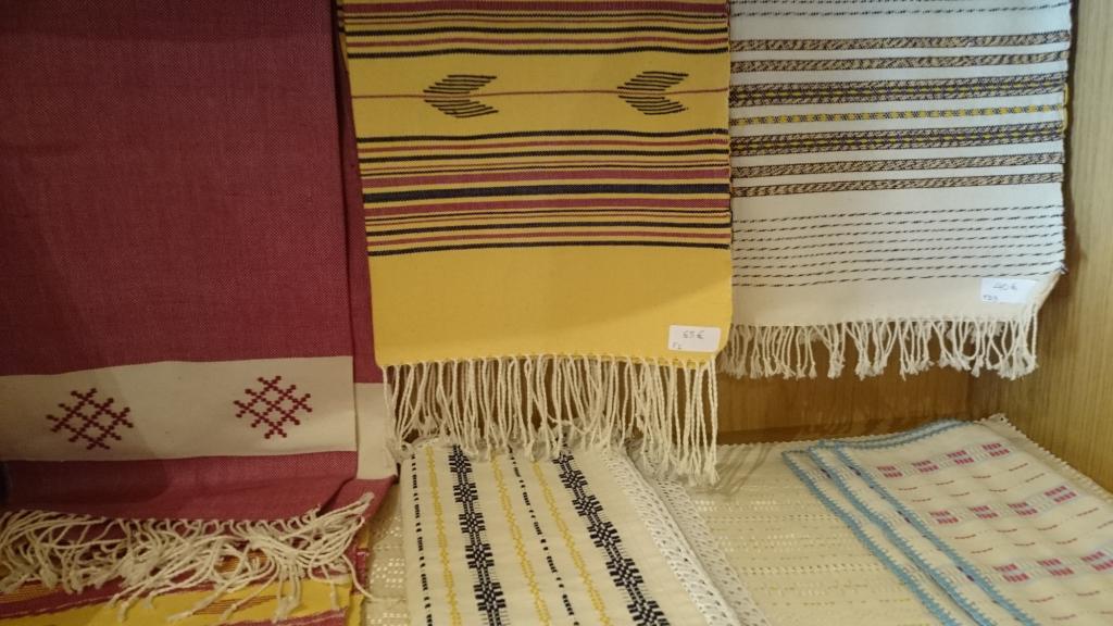 Naxos Woven Items