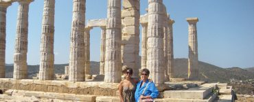 Mother Daughter Greece