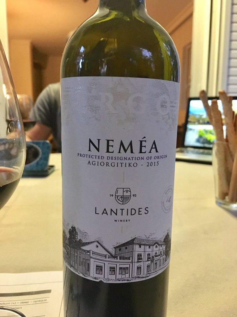 Nemea Agiorgitiko   Greece2Taste Wine Tasting