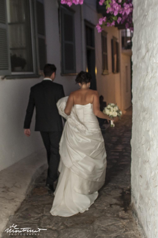 Hydra Wedding Greece