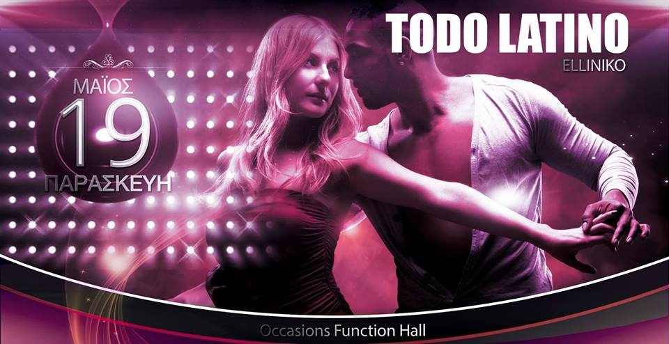 Todo Latin Dance Elliniko Athens Greece