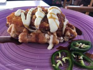 Chicken and Waffle Astir Beach 40