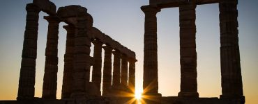 Sounio Sunset | Athens Coast