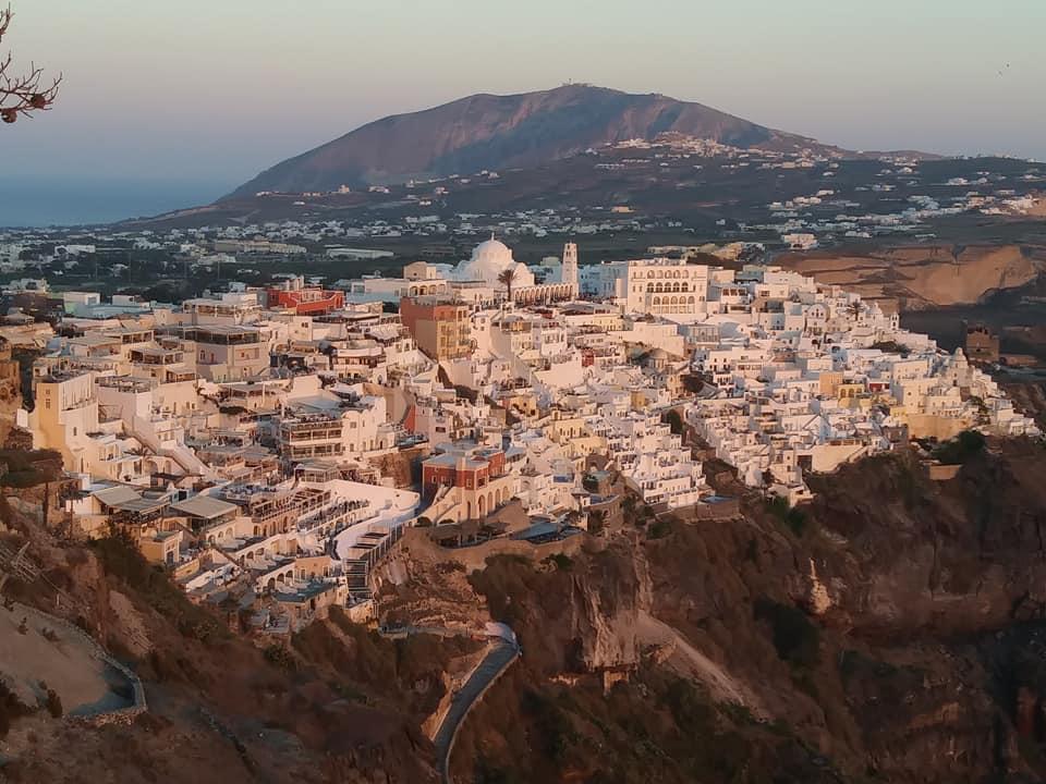 Santorini View Point